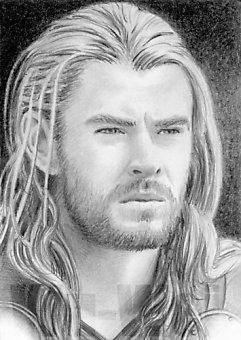 Chris Hemsworth par wu-wei
